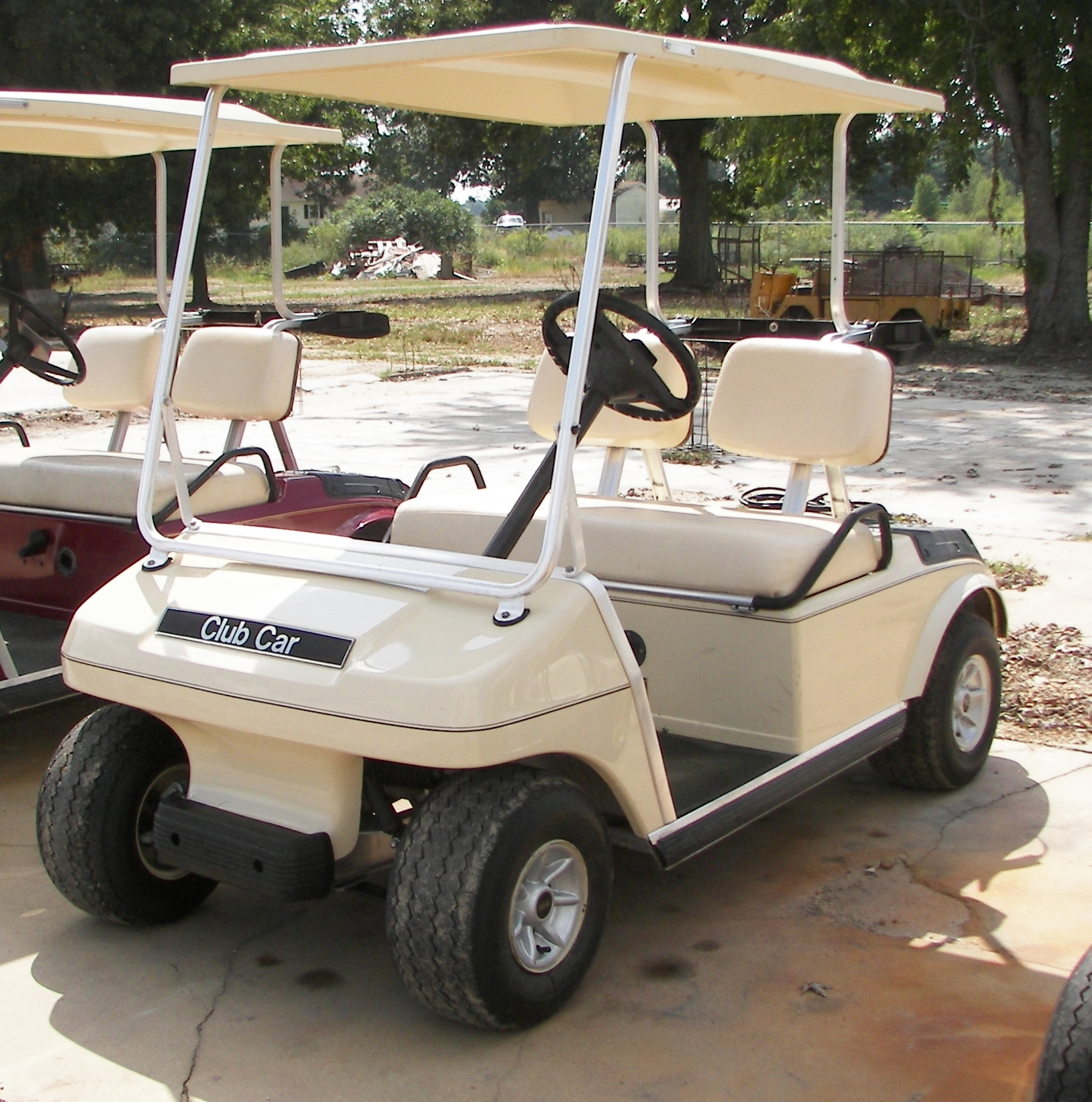 yamaha golf cart repairs