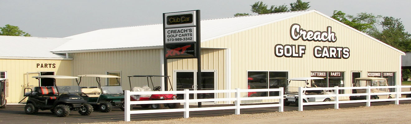 Creach Golf Carts